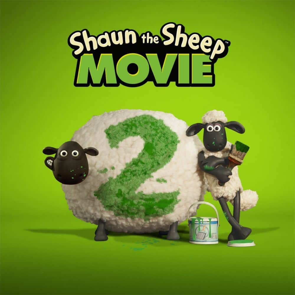 AARDMAN AND STUDIOCANAL ANNOUNCE SHAUN THE SHEEP MOVIE 2