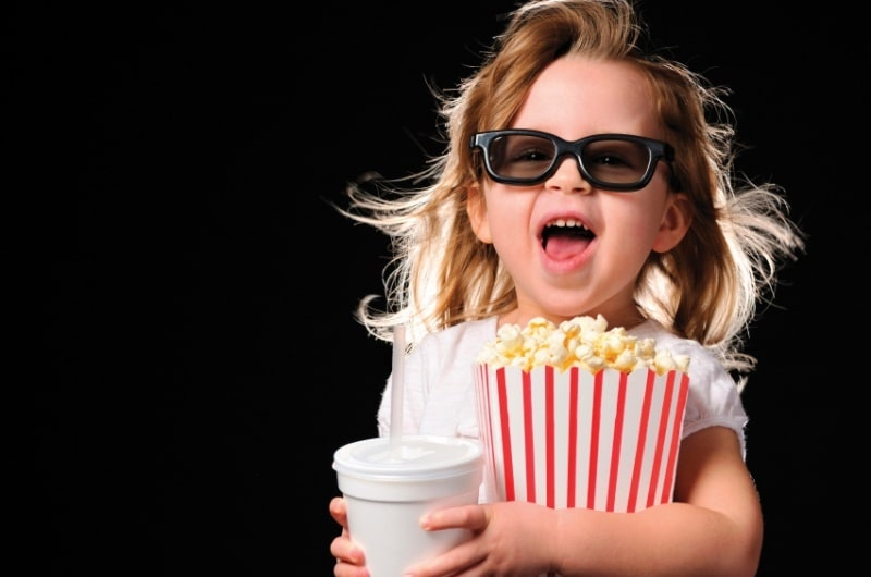 film reviews | movies | features | BRWC Cinema Can Improve A Child's Concentration
