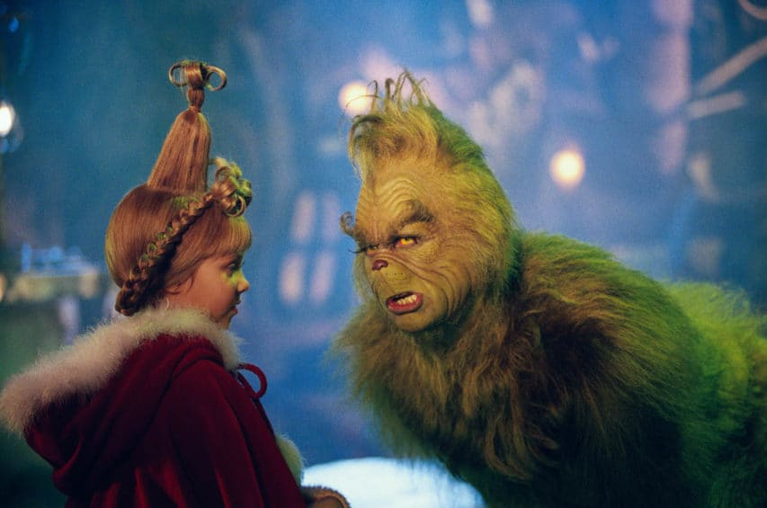 The Grinch Is The Most Festive Film Of All Time