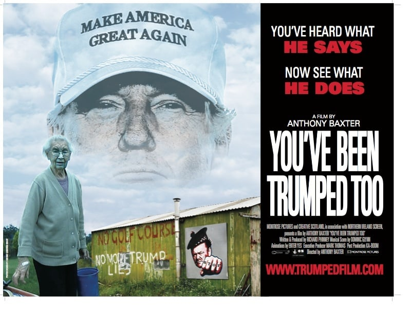 film reviews | movies | features | BRWC You've Been Trumped Too: Review