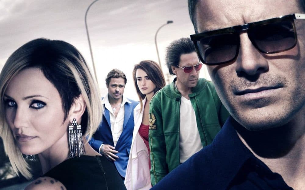 film reviews | movies | features | BRWC The Counselor Is Sure To Get Your Attention