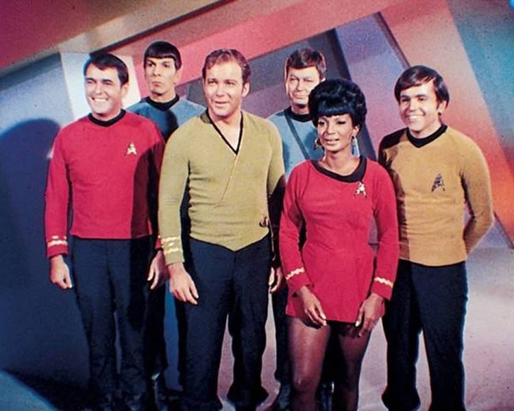 film reviews | movies | features | BRWC Horror Channel Has Star Trek TOS
