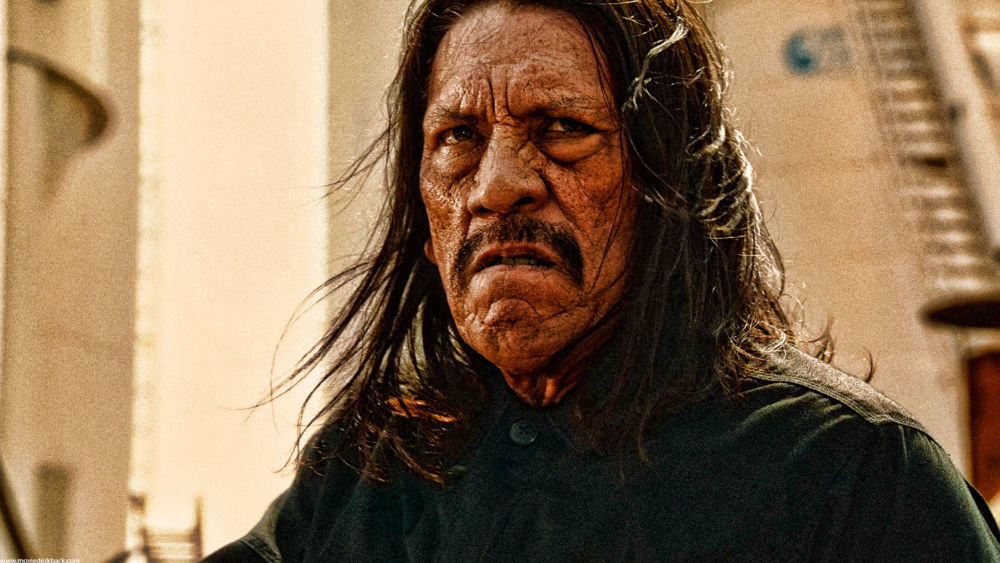 film reviews | movies | features | BRWC Brett Harvey To Direct Danny Trejo's Inmate#1