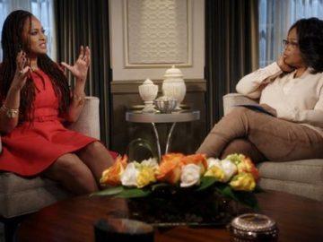 Oprah Winfrey & Ava DuVernay Neflix Interview