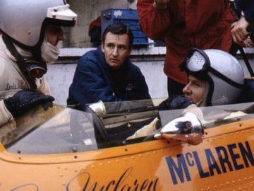 Roger Donaldson's new film McLaren