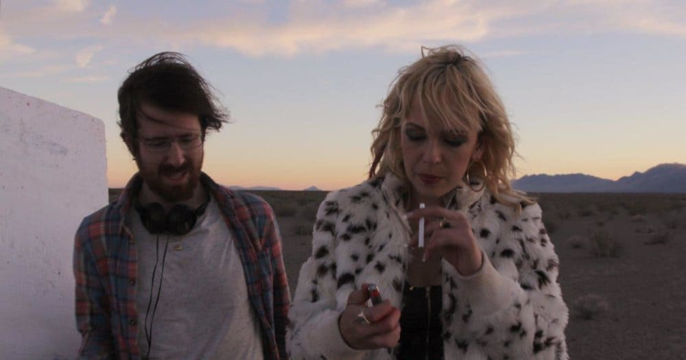 film reviews | movies | features | BRWC IT STAINS THE SANDS RED: Colin Minihan Interview