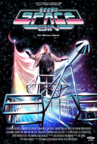 Essex Spacebin - Final Poster