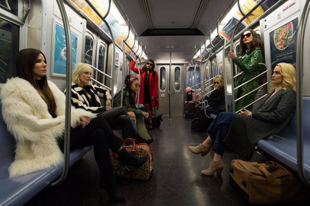 film reviews | movies | features | BRWC Ocean's 8: First Look Image & Other Considerations