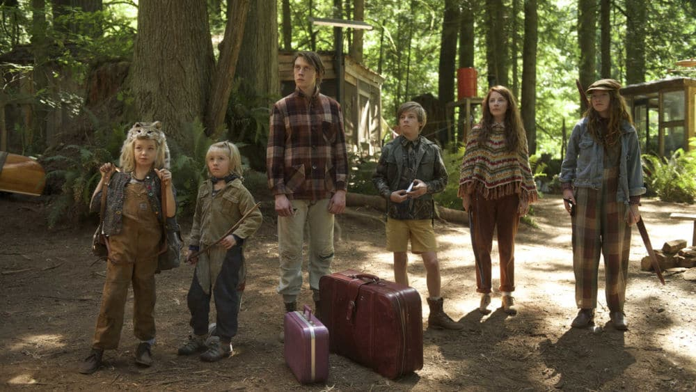 film reviews | movies | features | BRWC The BRWC Review: Captain Fantastic