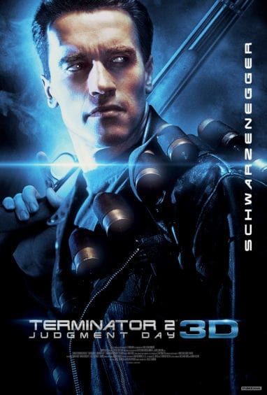TERMINATOR 2: JUDGMENT DAY in 3D
