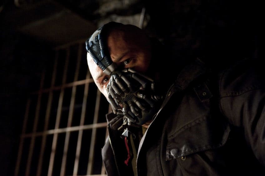 Bane – The Dark Knight Rises