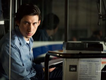Adam Driver in Paterson