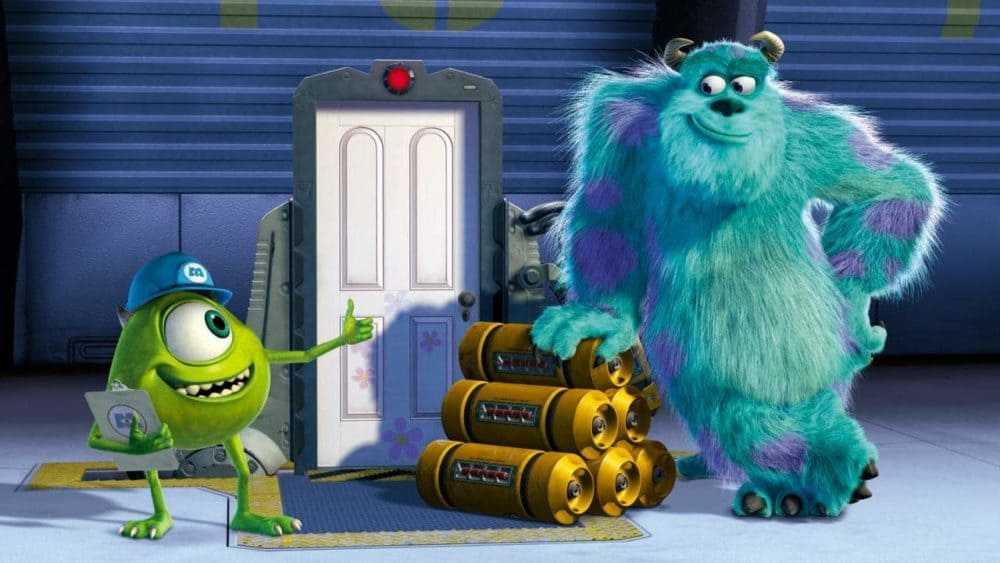 film reviews | movies | features | BRWC BRWC FiLMiX - Monsters Inc.
