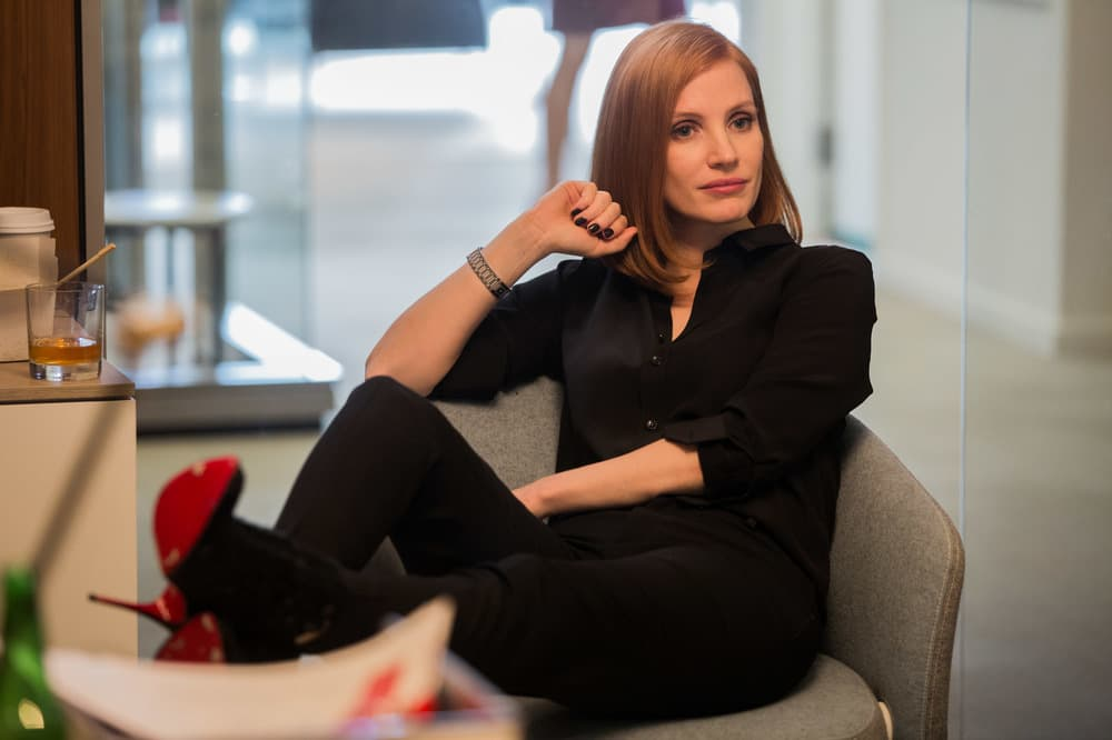 film reviews | movies | features | BRWC Miss Sloane: The BRWC Review