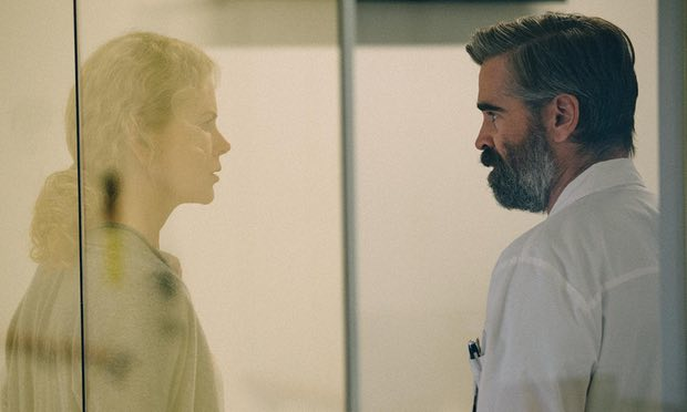 film reviews | movies | features | BRWC The BRWC Review: The Killing Of A Sacred Deer