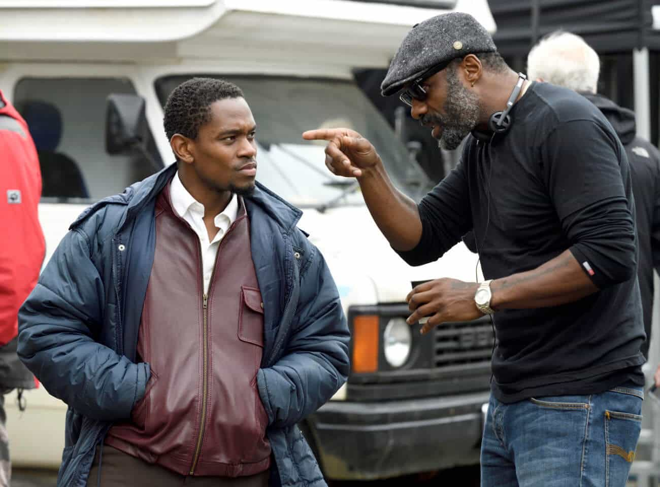film reviews | movies | features | BRWC Work Begins On Idris Elba's Yardie
