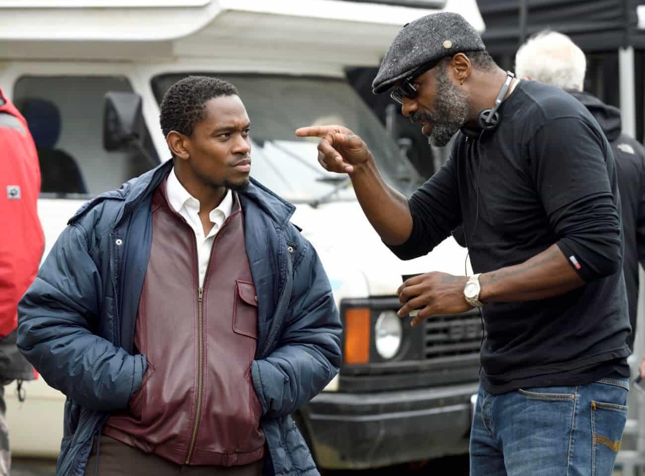 film reviews | movies | features | BRWC Work Begins On Idris Elba's Yardie