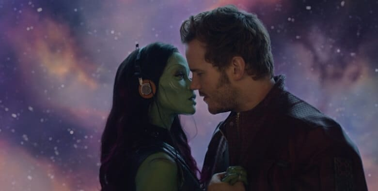 film reviews | movies | features | BRWC Who Would In A Fight? Star-Lord vs Gamora