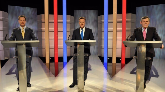 film reviews | movies | features | BRWC Bits & Pieces: The Leaders Debate Edition