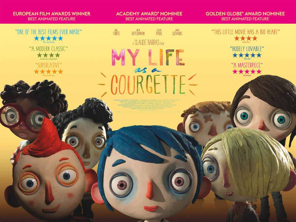 film reviews | movies | features | BRWC The BRWC Review - My Life As A Courgette