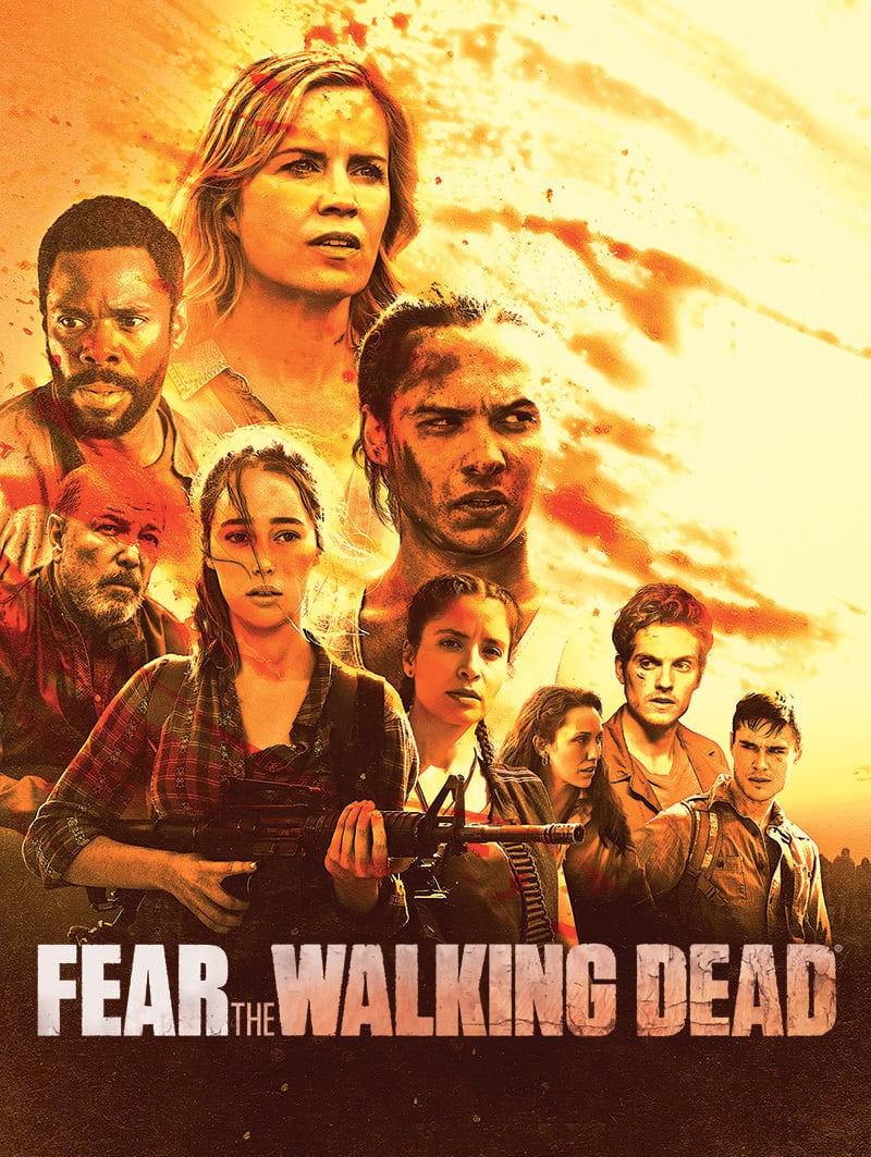 Fear the Walking Dead returns Monday 11th September at 9pm on AMC, exclusive to BT