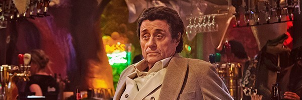 Ian McShane is Mr Wednesday