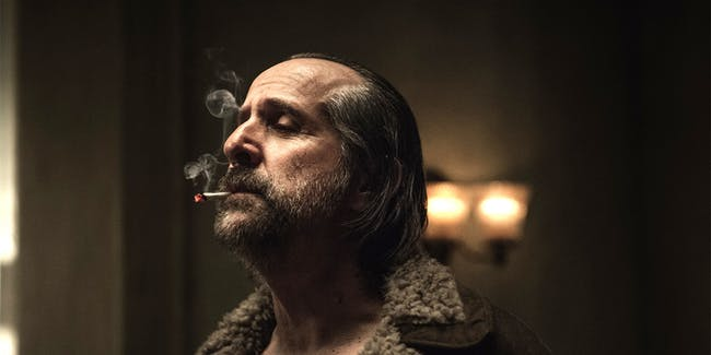 Peter Stormare is Czernobog
