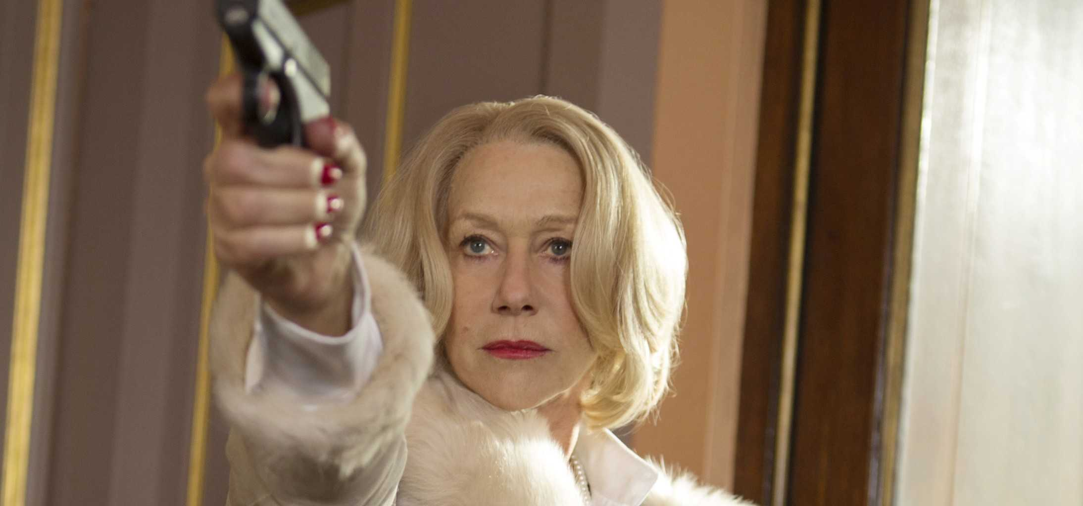 Red Helen Mirren