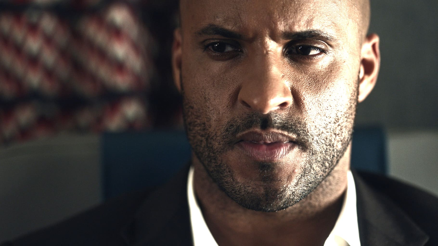 Ricky Whittle is Shadow Moon