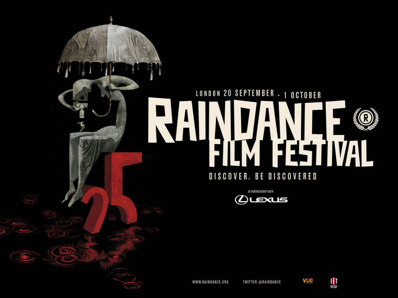 Raindance 25th