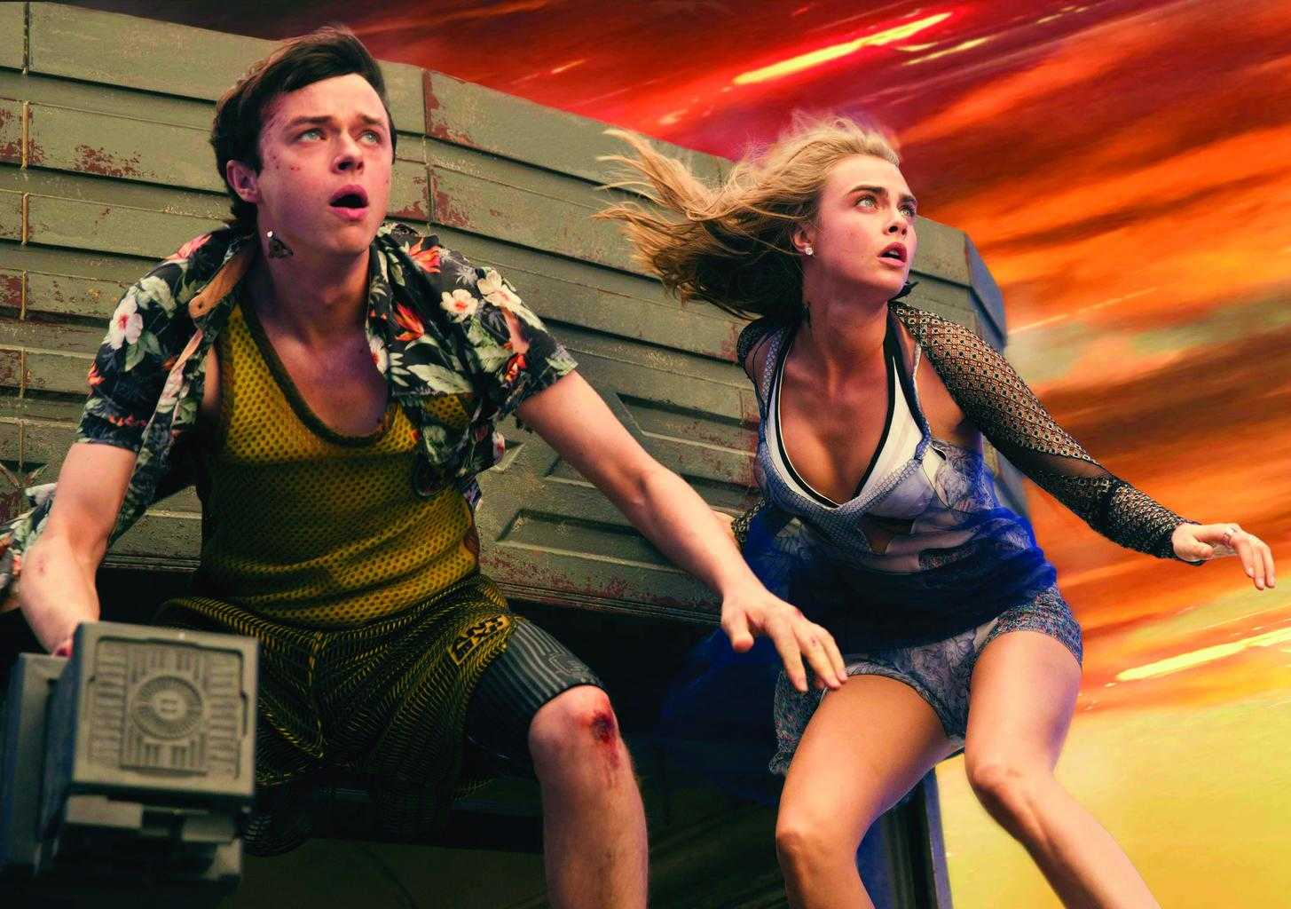 Film Title: Valerian and the City of a Thousand Planets