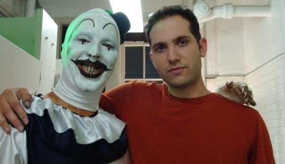 Interview: TERRIFIER Director Damien Leone
