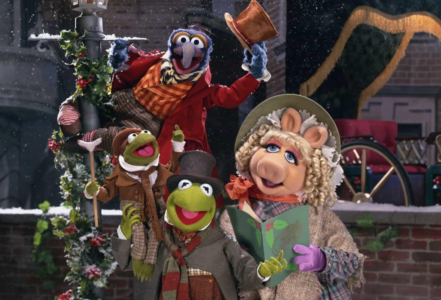 Muppet Christmas Carol!