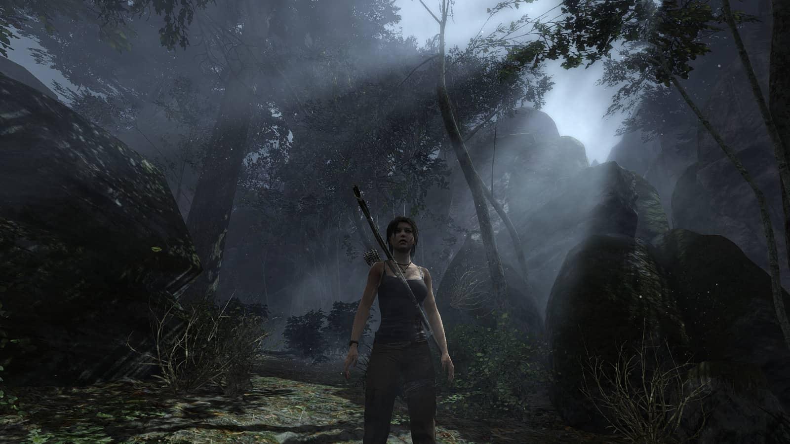 """Tomb Raider""(CC BY 2.0)byJBLivin"