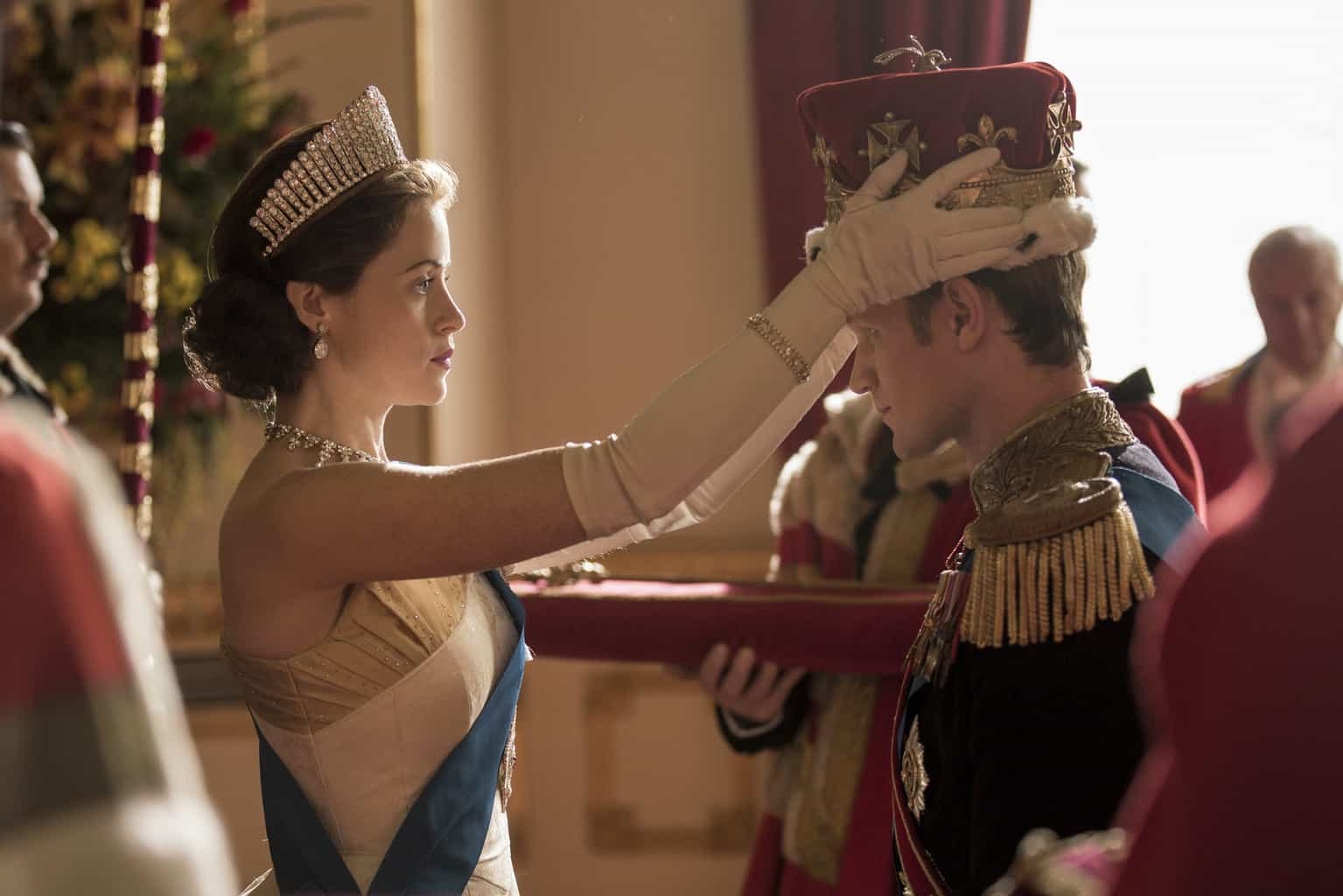 Season 2 of The Crown