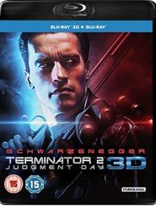Terminator 2: Judgement Day (Restored Blu-Ray Edition)
