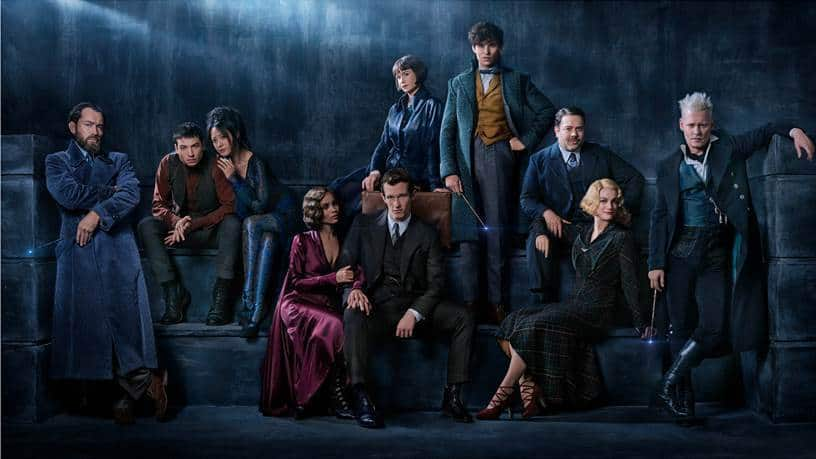 Fantastic Beasts: The Crimes of Grindelwald - First Look