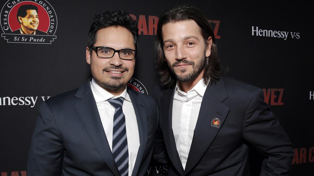 Michael Pena & Diego Luna