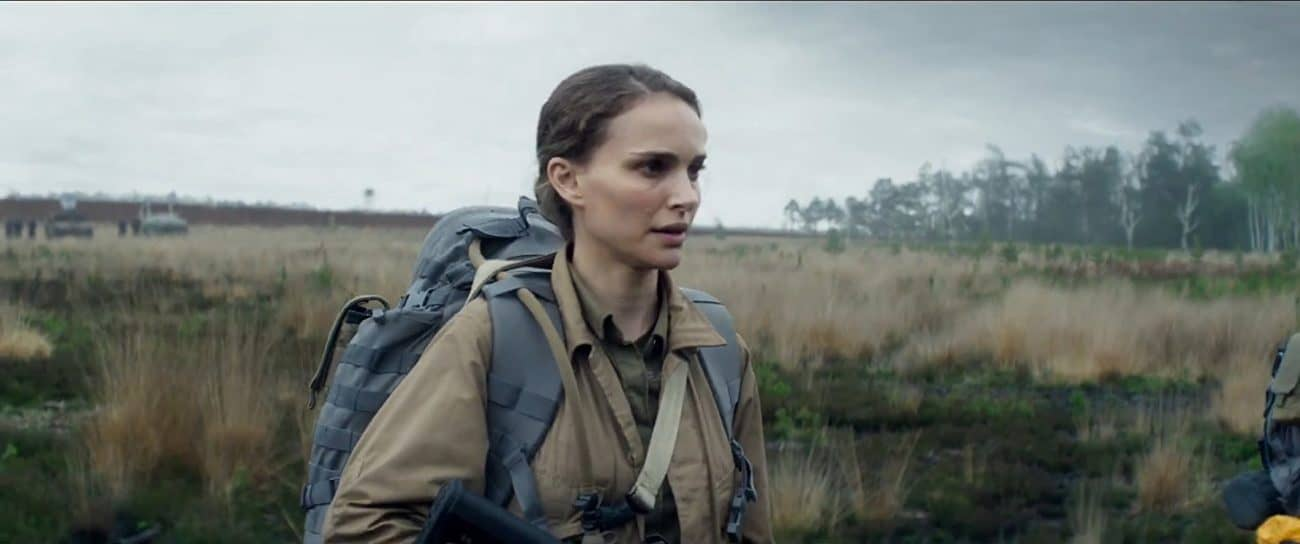 Annihilation (2018) With Natalie Portman
