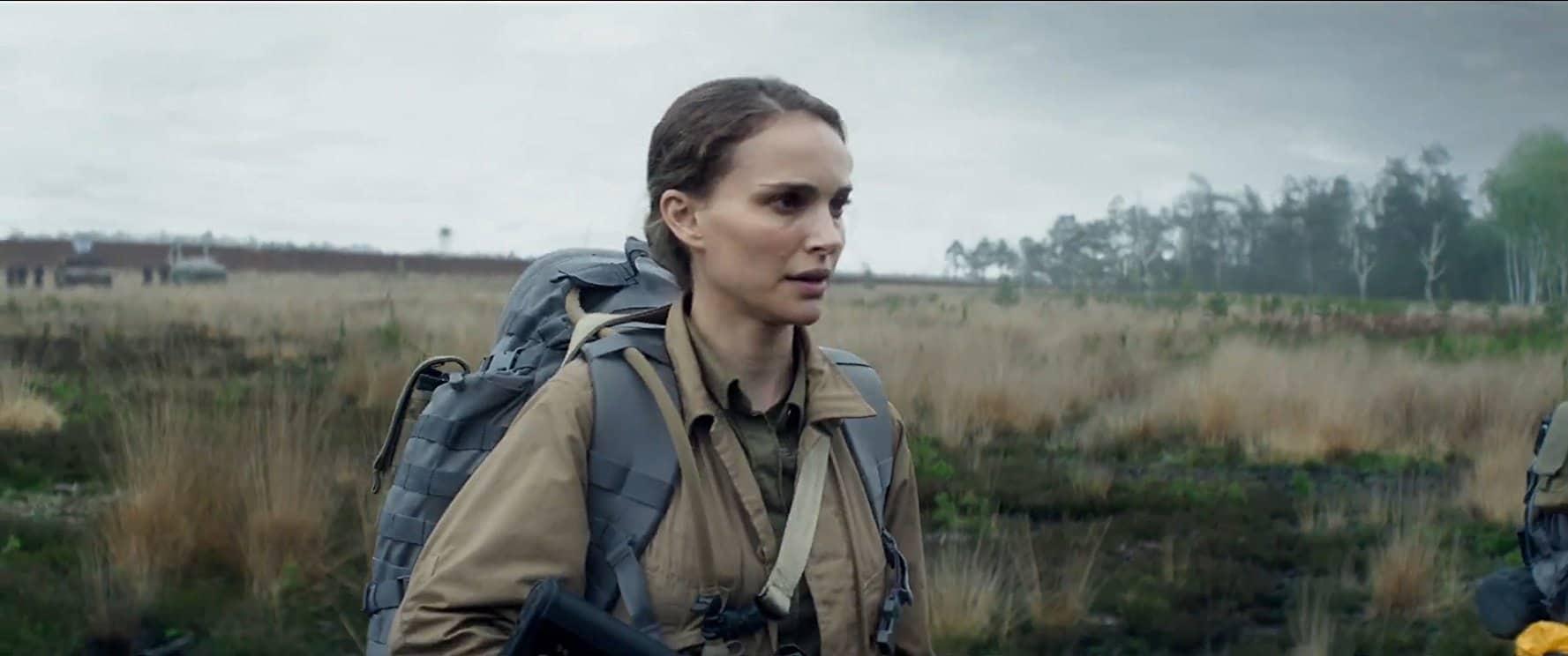 Annihilation (2018) With Natalie Portman
