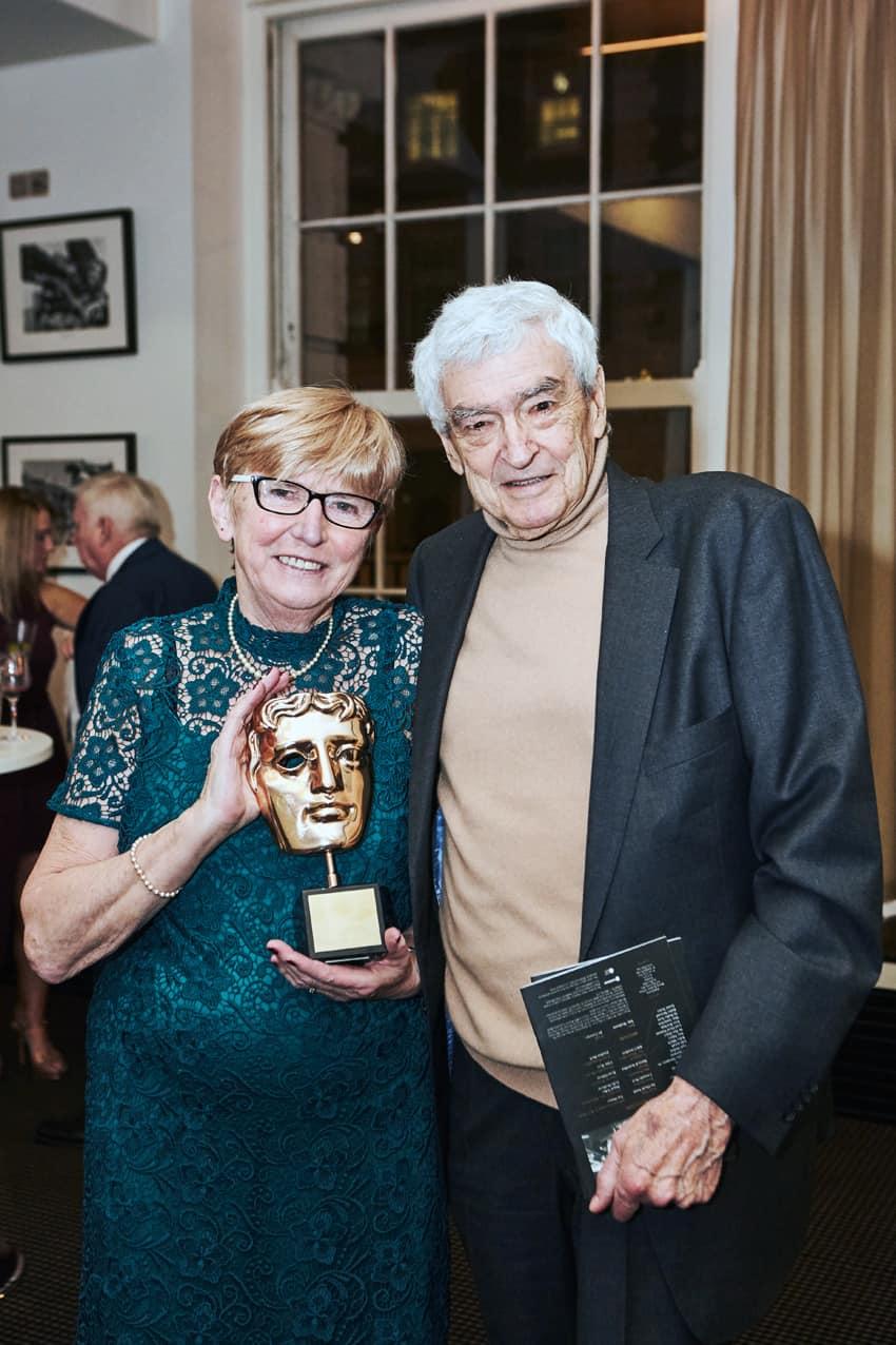 BAFTA Honours Ray Merrin