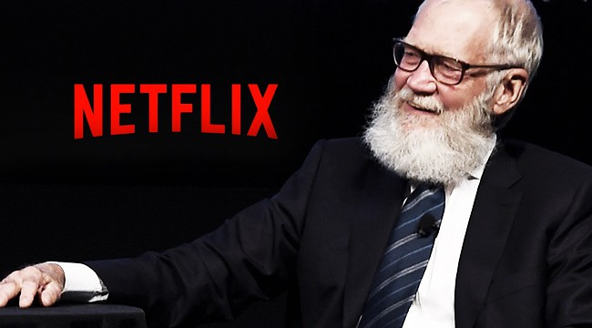 Netflix Have David Letterman
