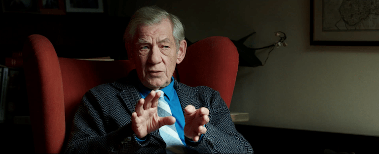 McKellen: Playing The Part For UK, USA & Scandinavia