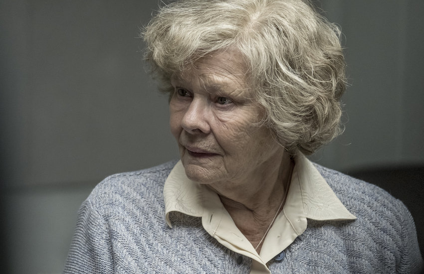 RED JOAN- Judi Dench as Joan Stanley - Photo Nick Wall & Trademark Ltd 2017