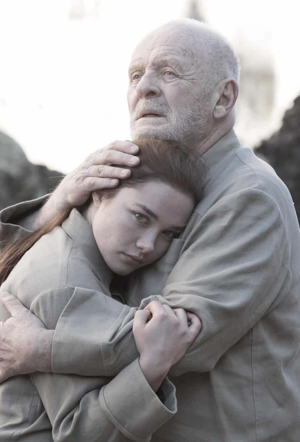 King Lear: First Look With Anthony Hopkins & Florence Pugh