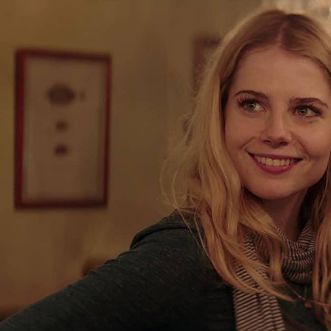 Lucy Boynton: Lock In