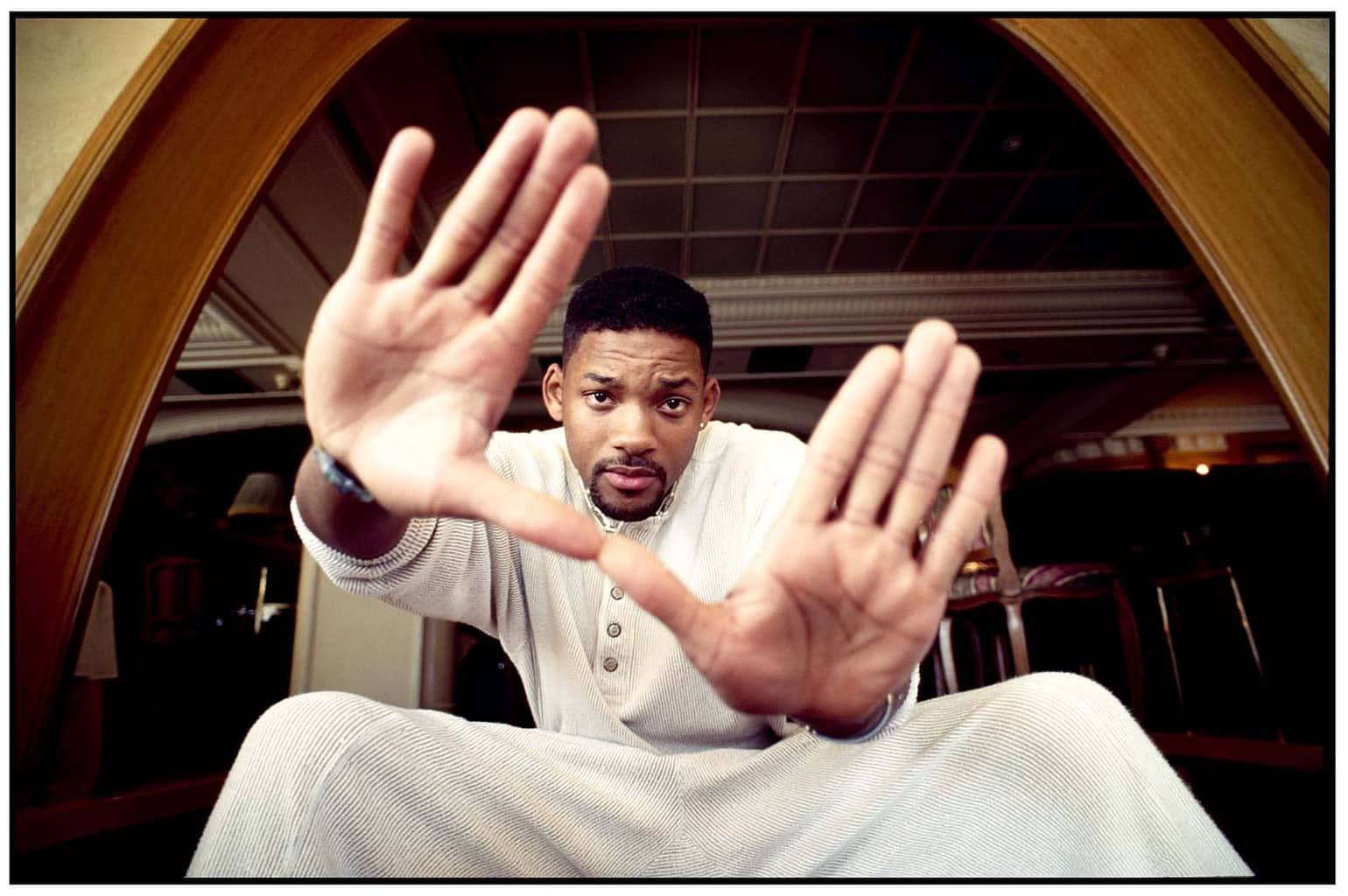 Will Smith, photo by Nick Wall.