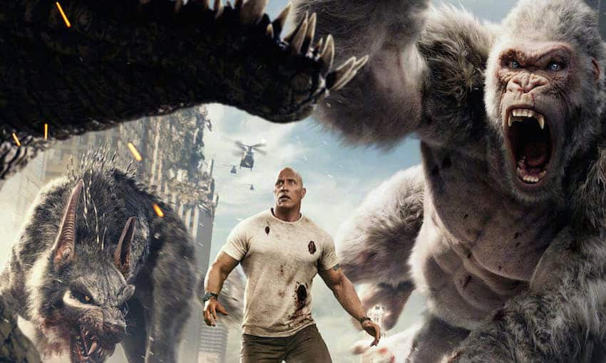 Rampage: The BRWC Review