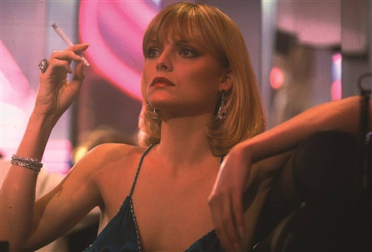 scarface michelle pfeiffer