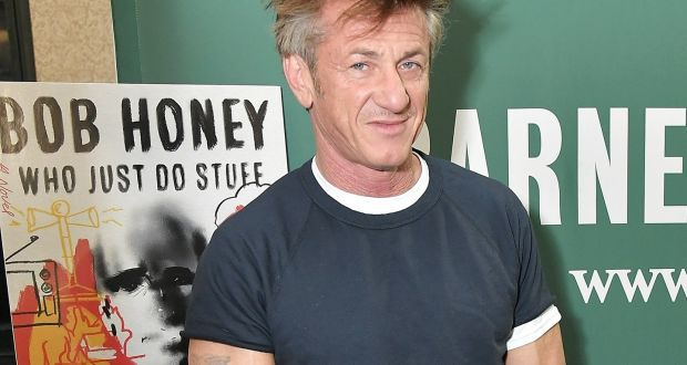 Everyone's Talking About Sean Penn's First Novel